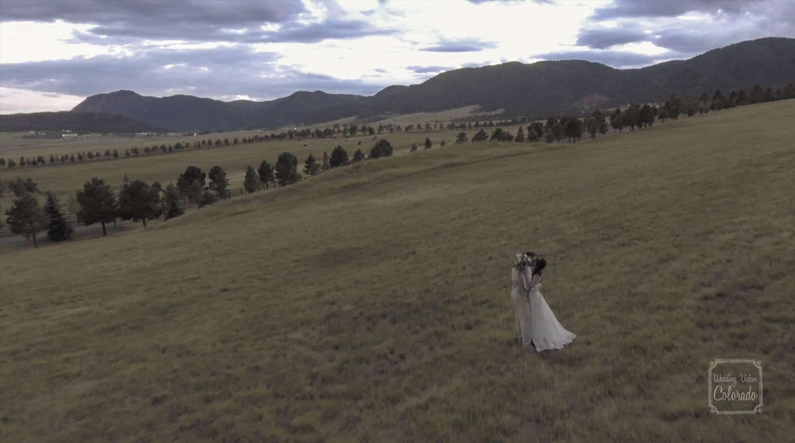 Spruce Mountain Ranch Wedding