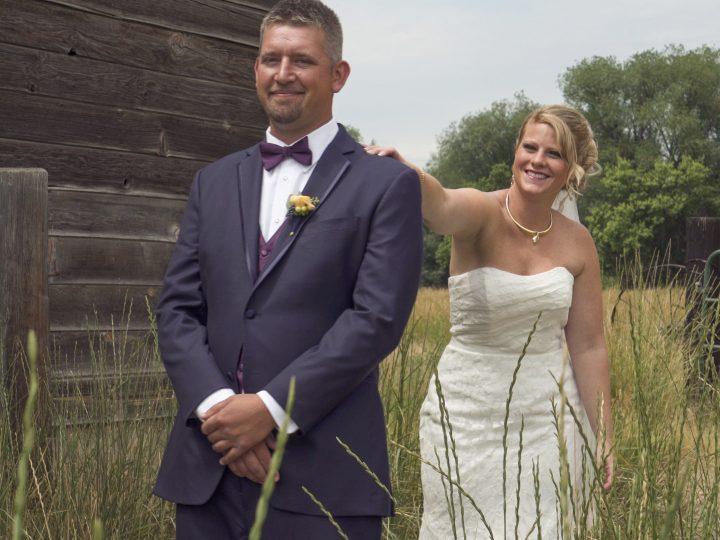 Alissa & Jeff in Johnstown, Colorado
