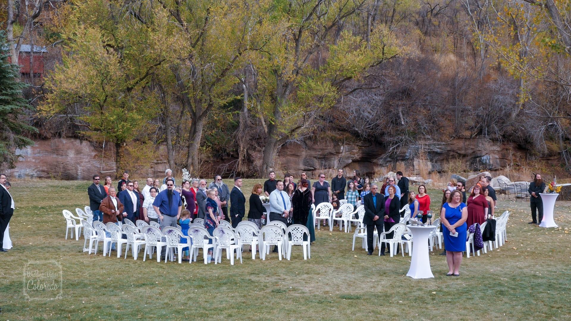 Sylvan Dale Ranch Wedding