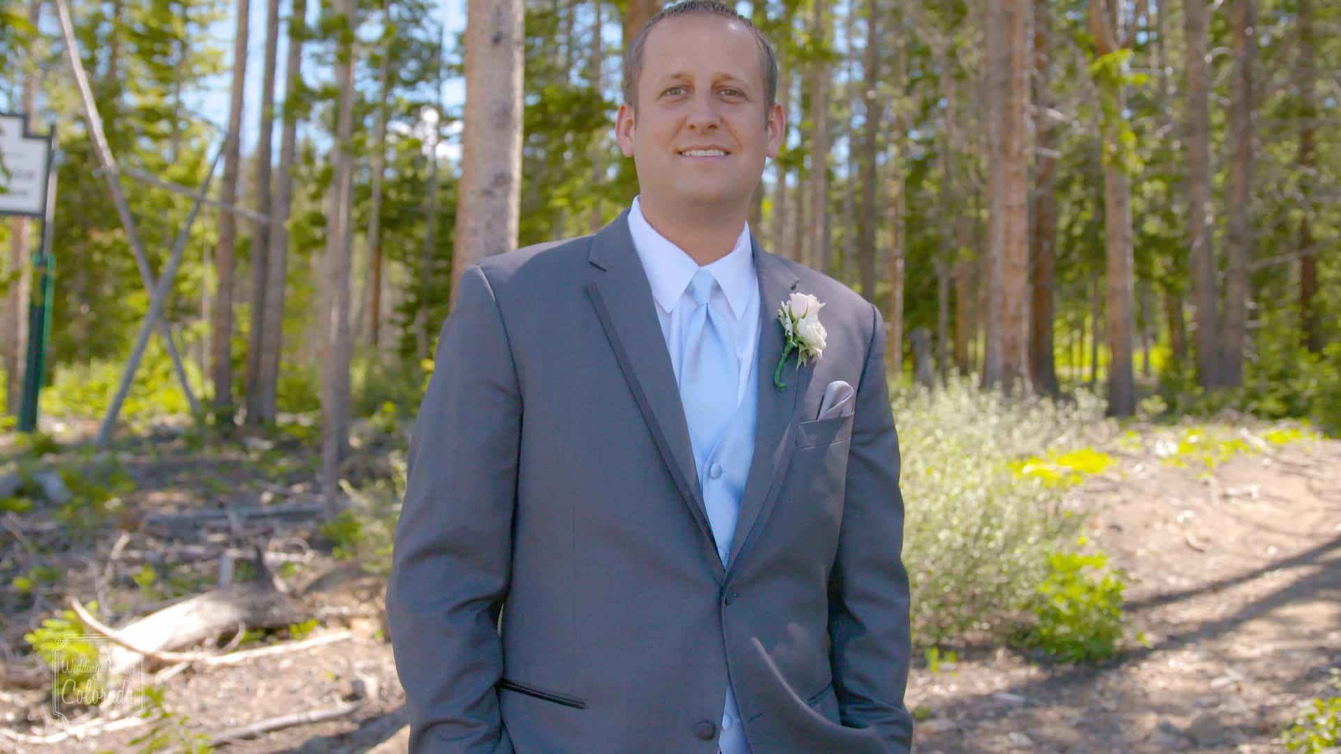 Kayla Tyler Breckenridge Wedding