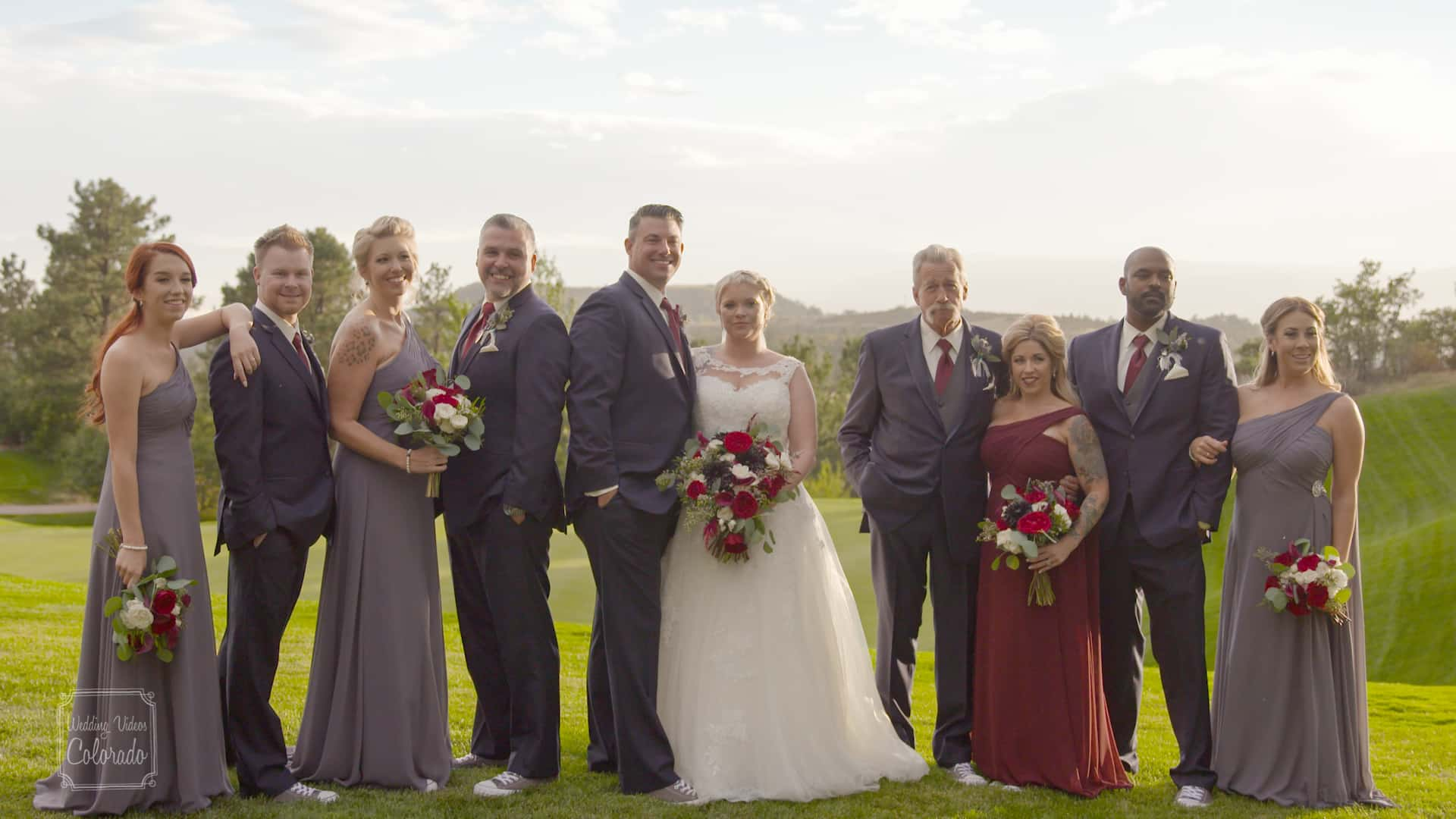 sean moira wedding sanctuary golf course