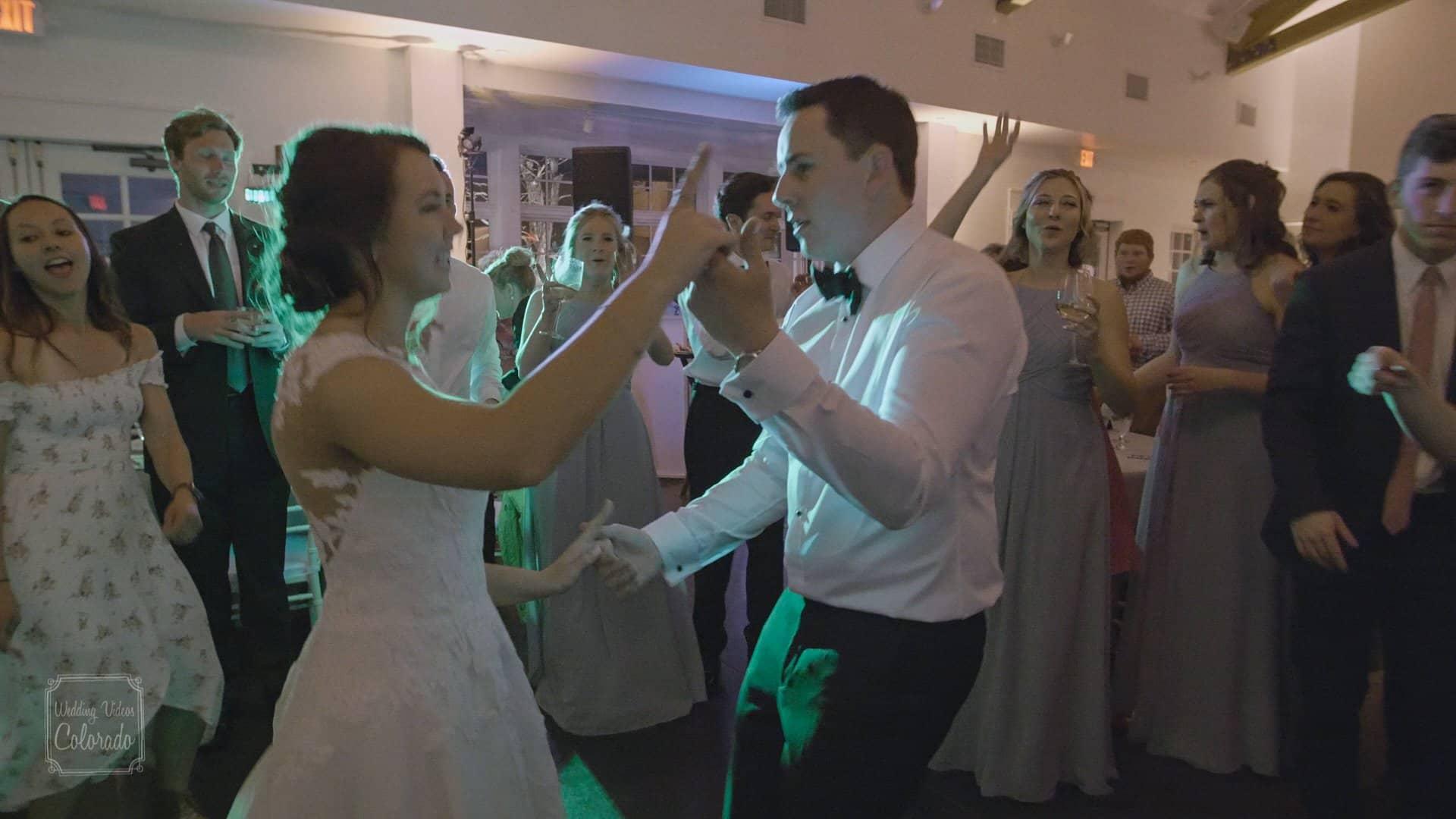 The Manor House Wedding Videographer