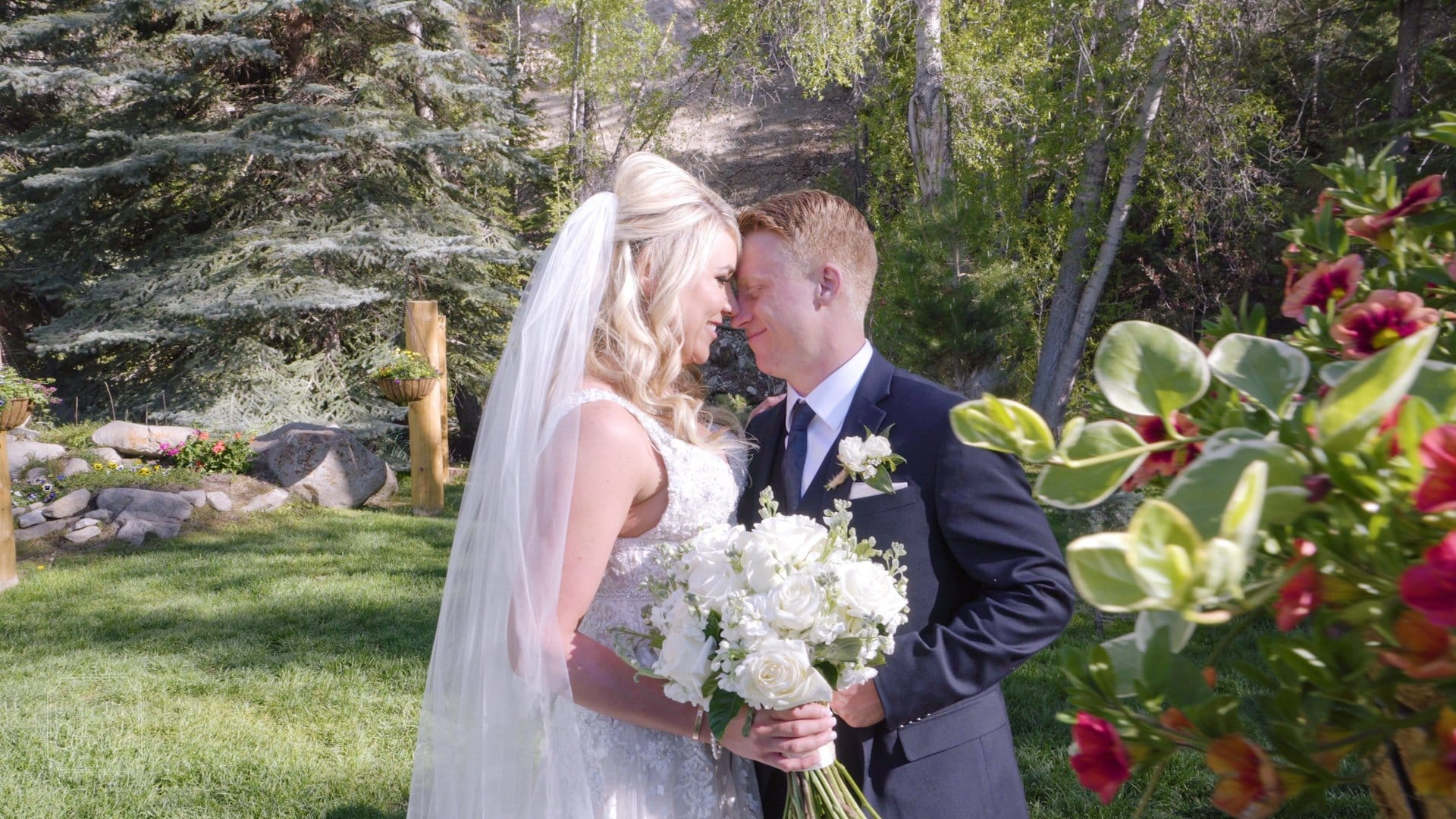 mount princeton hot springs wedding