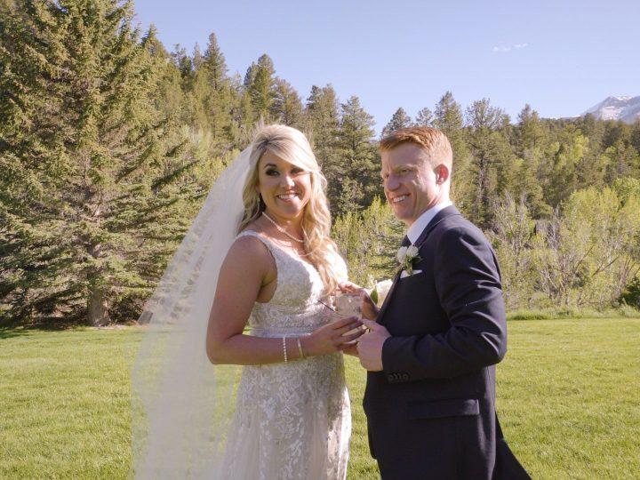 Cameron & Gennavieve's Wedding at Mt Princeton Hot Springs Resort