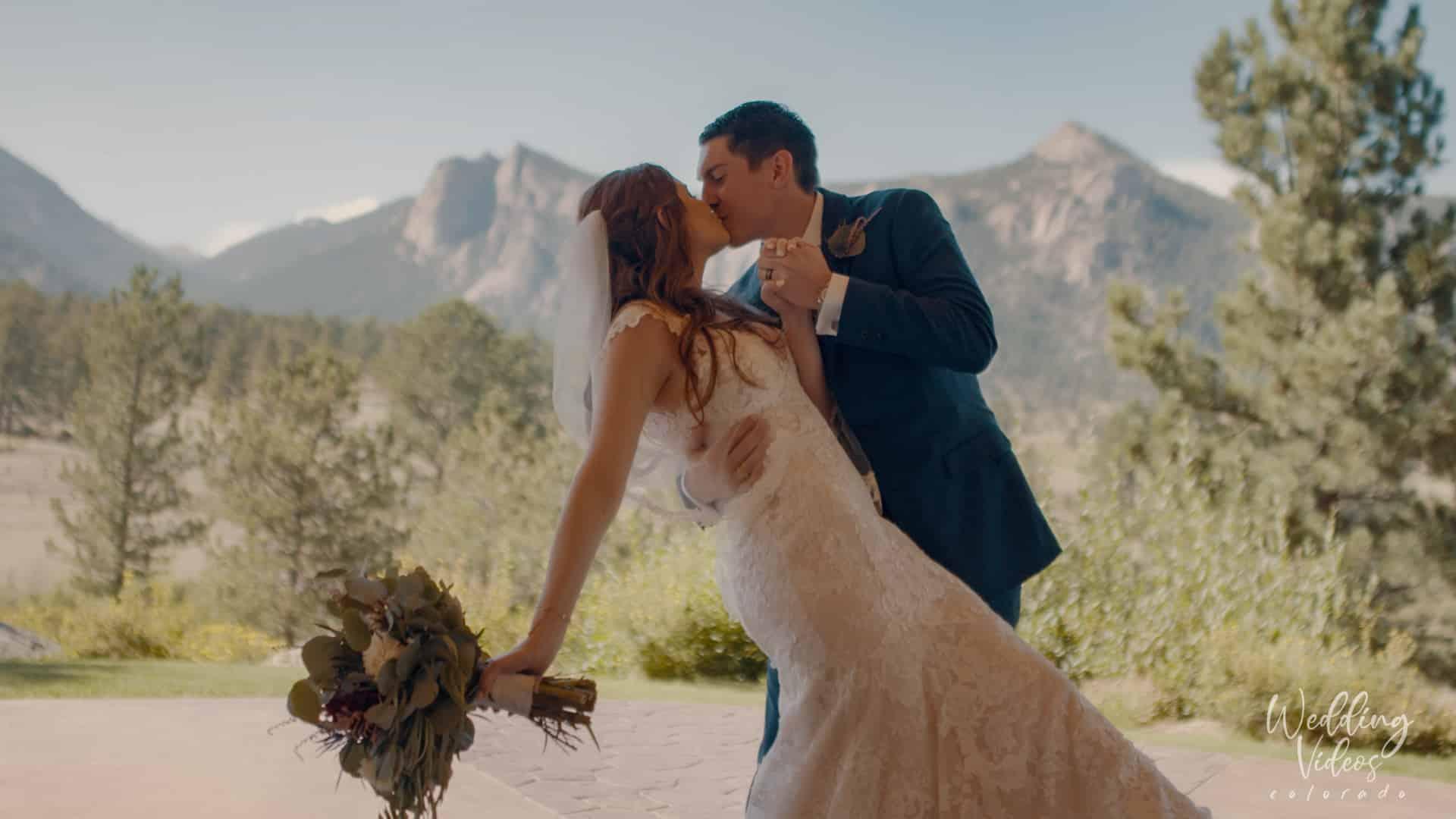 Kyle Kelly Black Canyon Inn Estes Park Mountain Wedding