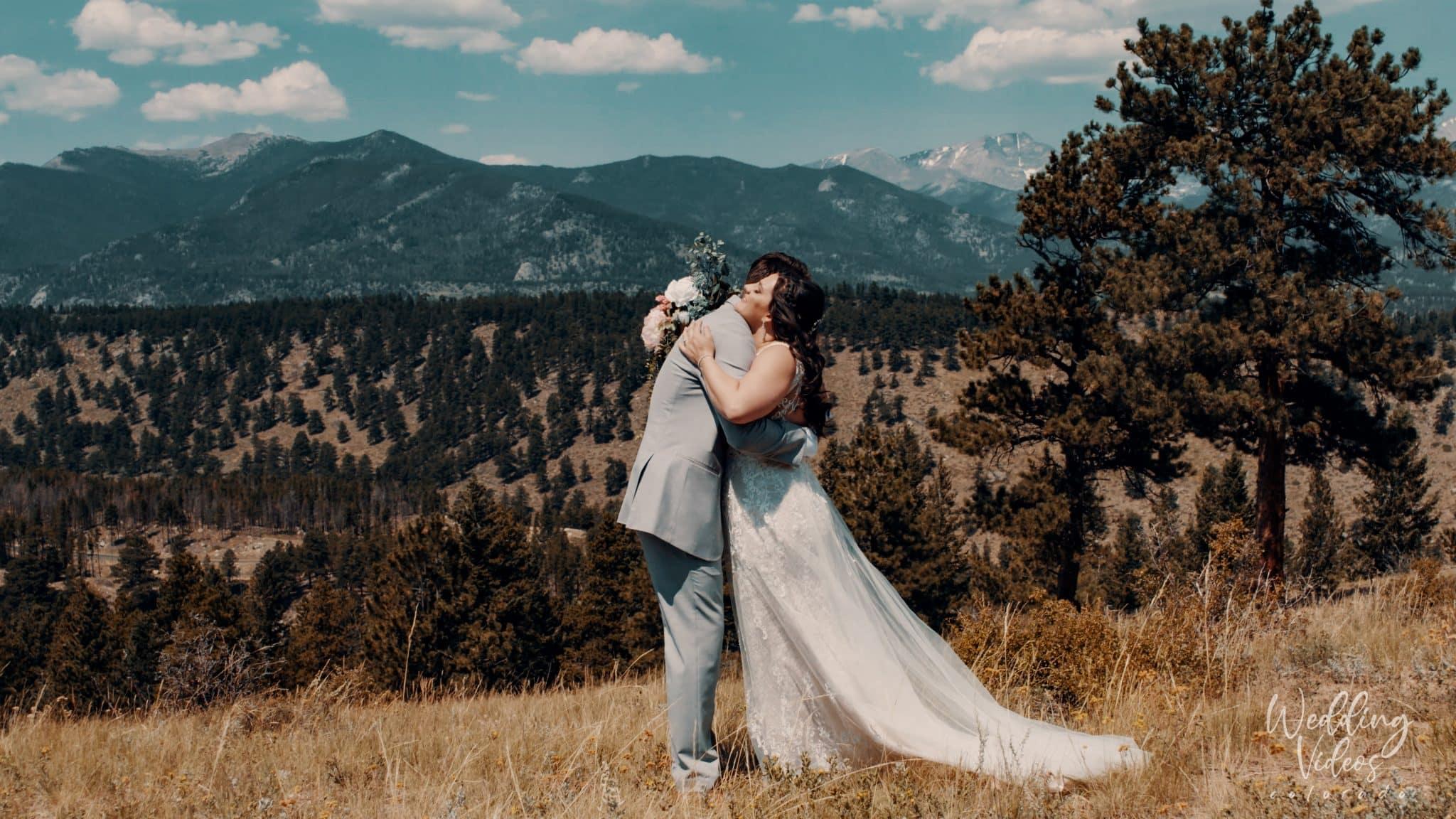 Lance Ashley YMCA of the Rockies, Estes Park, Mountain Wedding