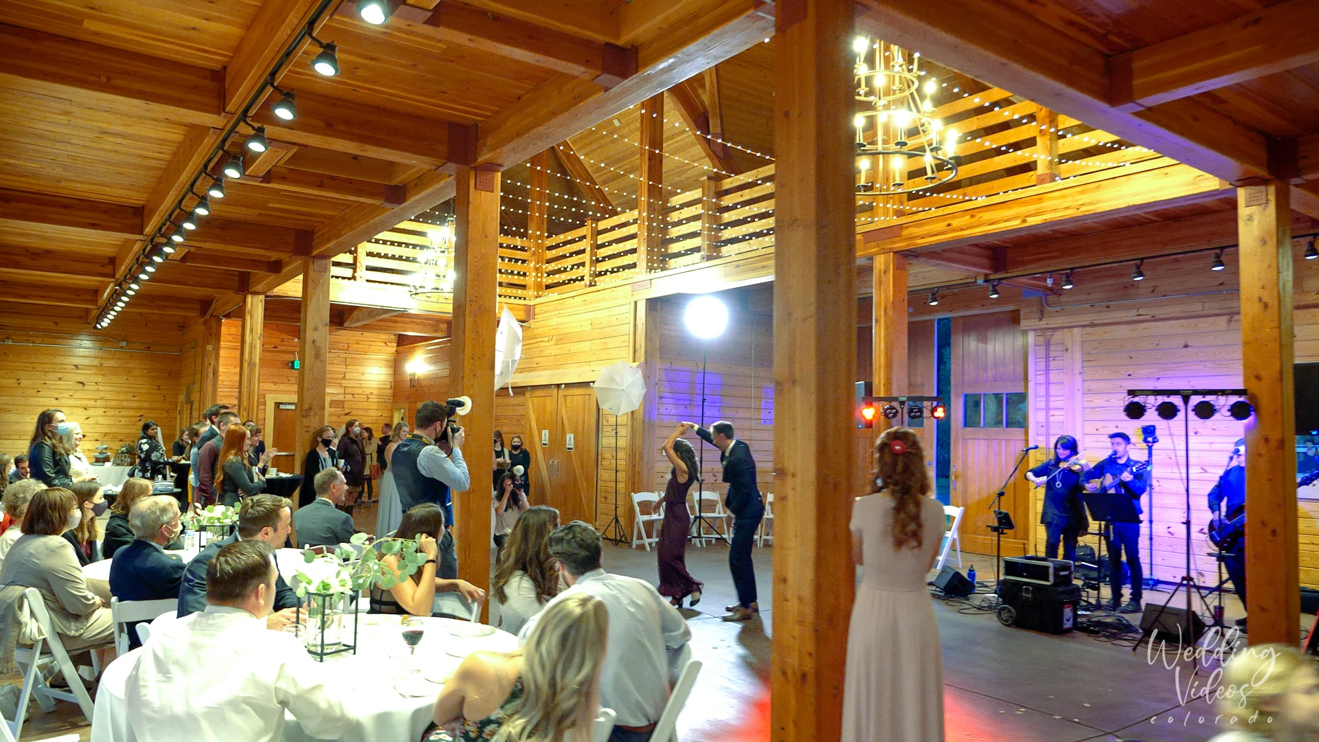 Phil Lauren Flying Horse Ranch Larkspur Wedding videography