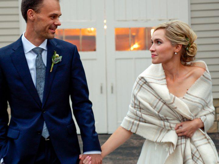 Philip & Lauren Wedding at Flying Horse Ranch, CO