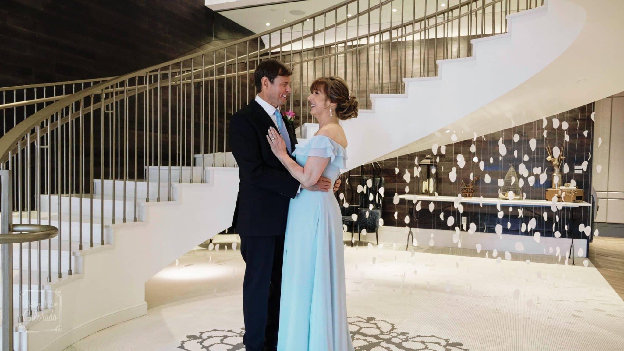 Randy & Helen Fort Collins the elizabeth hotel wedding video