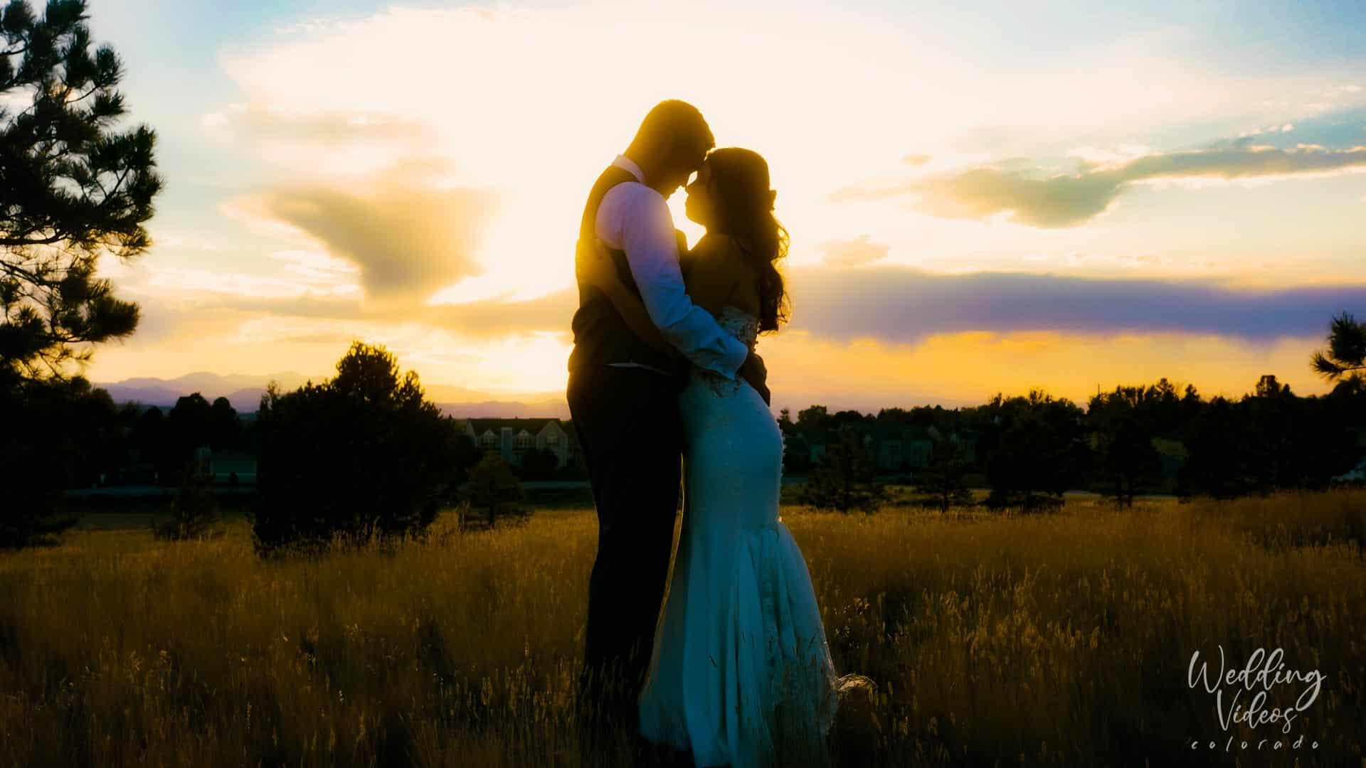 Vivian Donnie Villa Parker Wedding Parker Colorado Wedding Venue