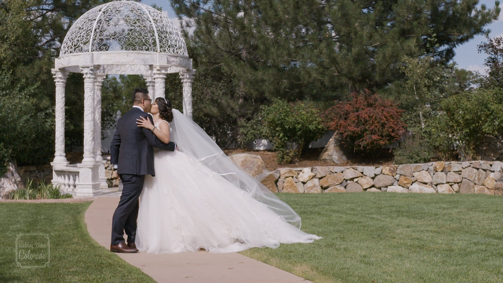stefany scott wedding stonebrook manor video