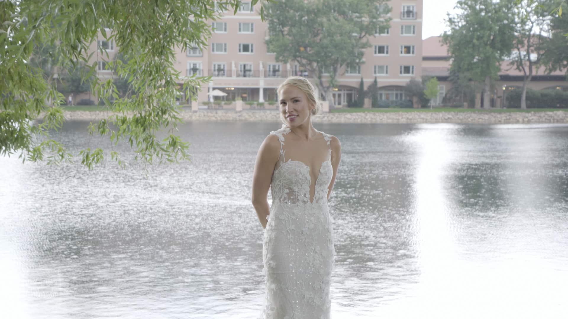 the broadmoor wedding videographer