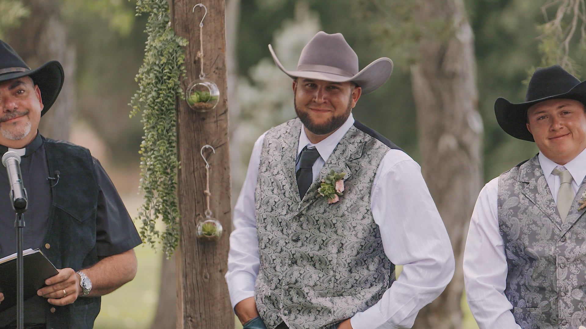platte river fort wedding videographer