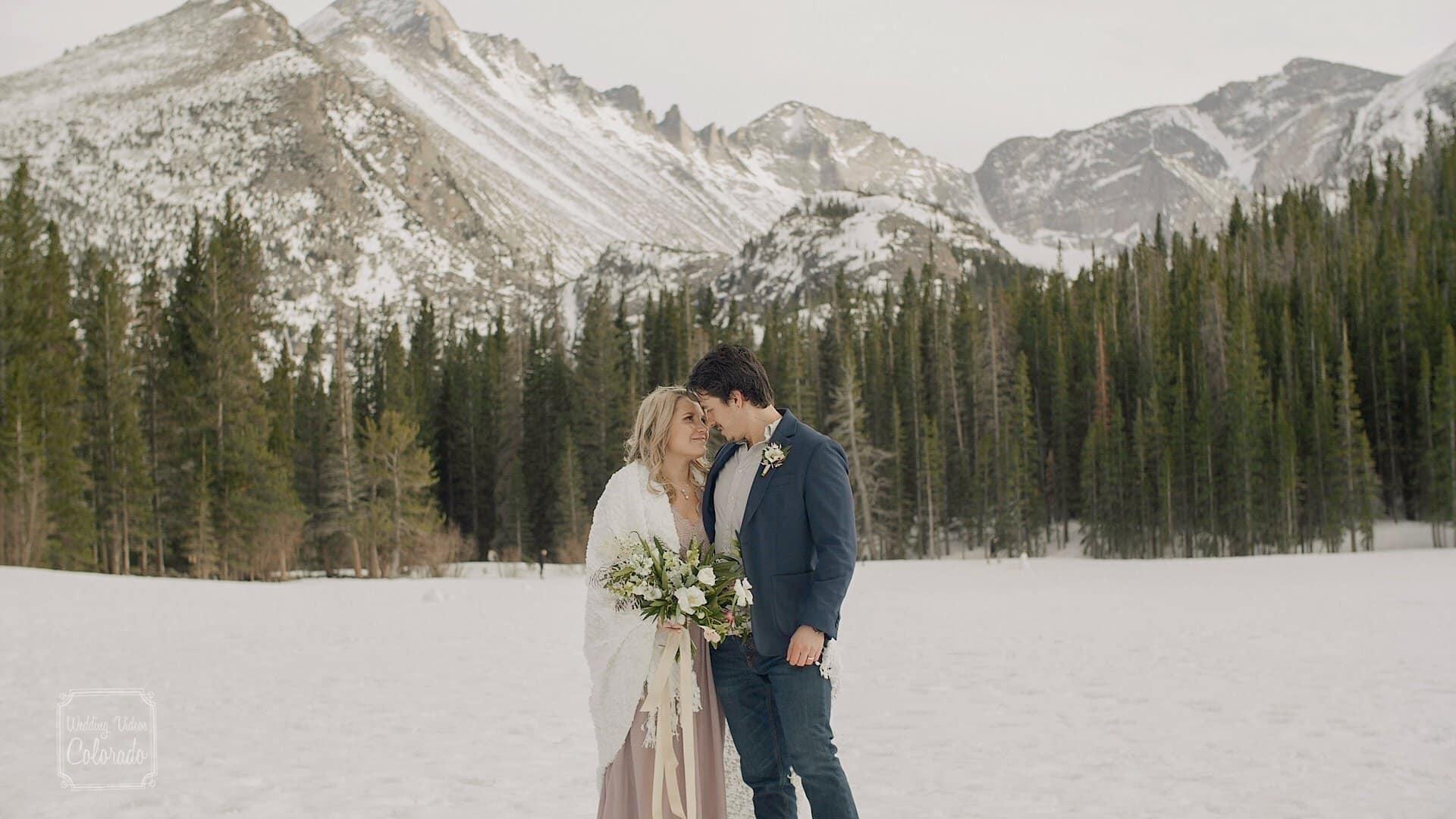 joshua amber RMNP bear lake elopement elope wedding