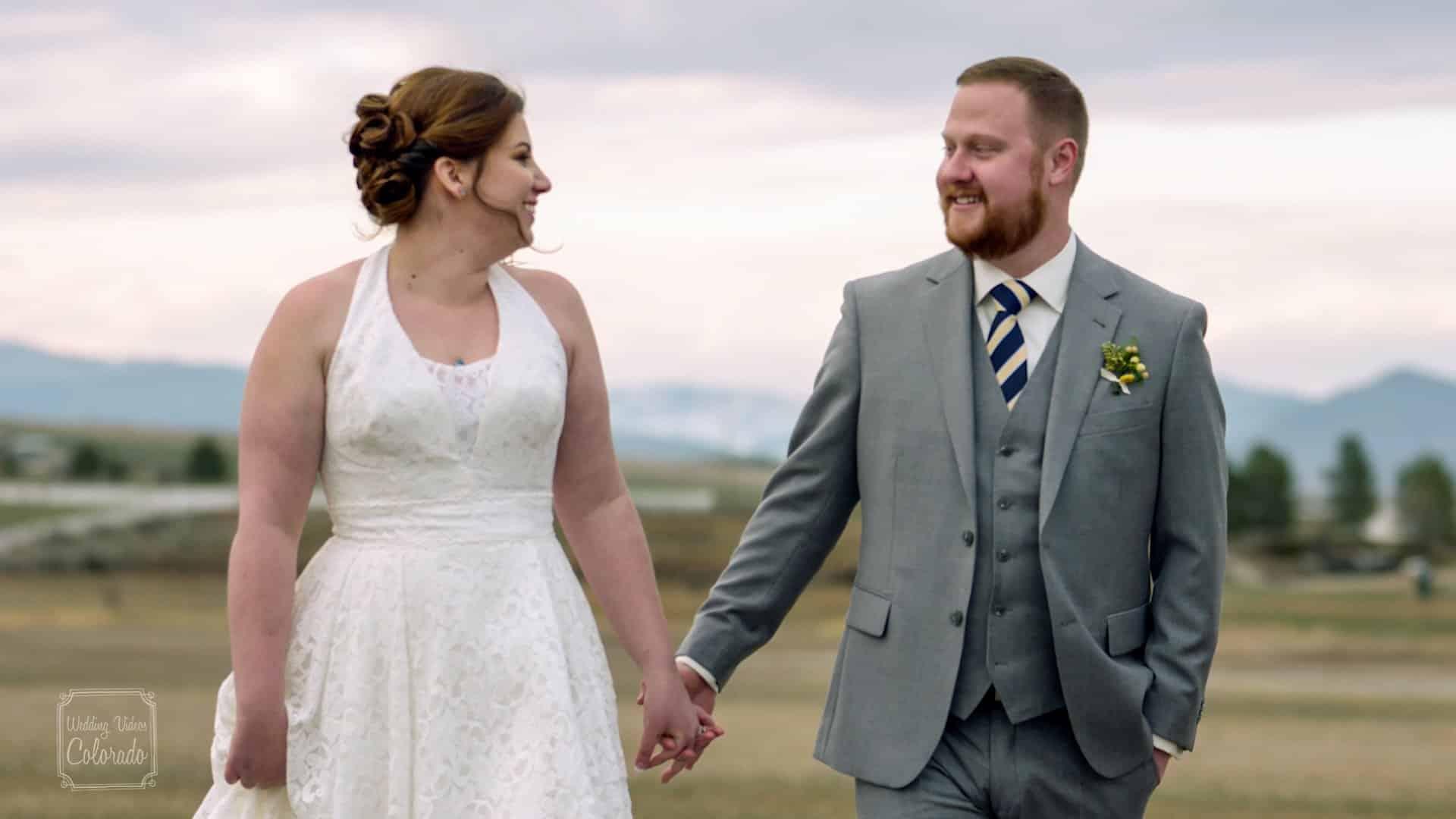 Mathew Rachael intimate wedding video