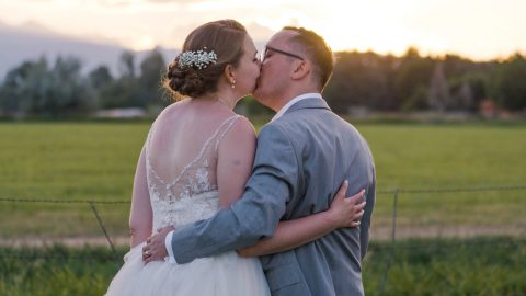 ya ya farm boulder wedding video