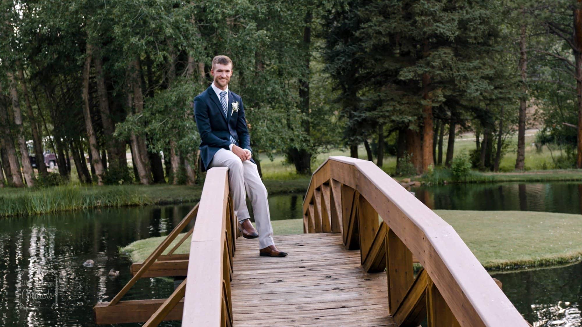 Chris Kerrigan Rocky Mountain Estes Park Wedding Video