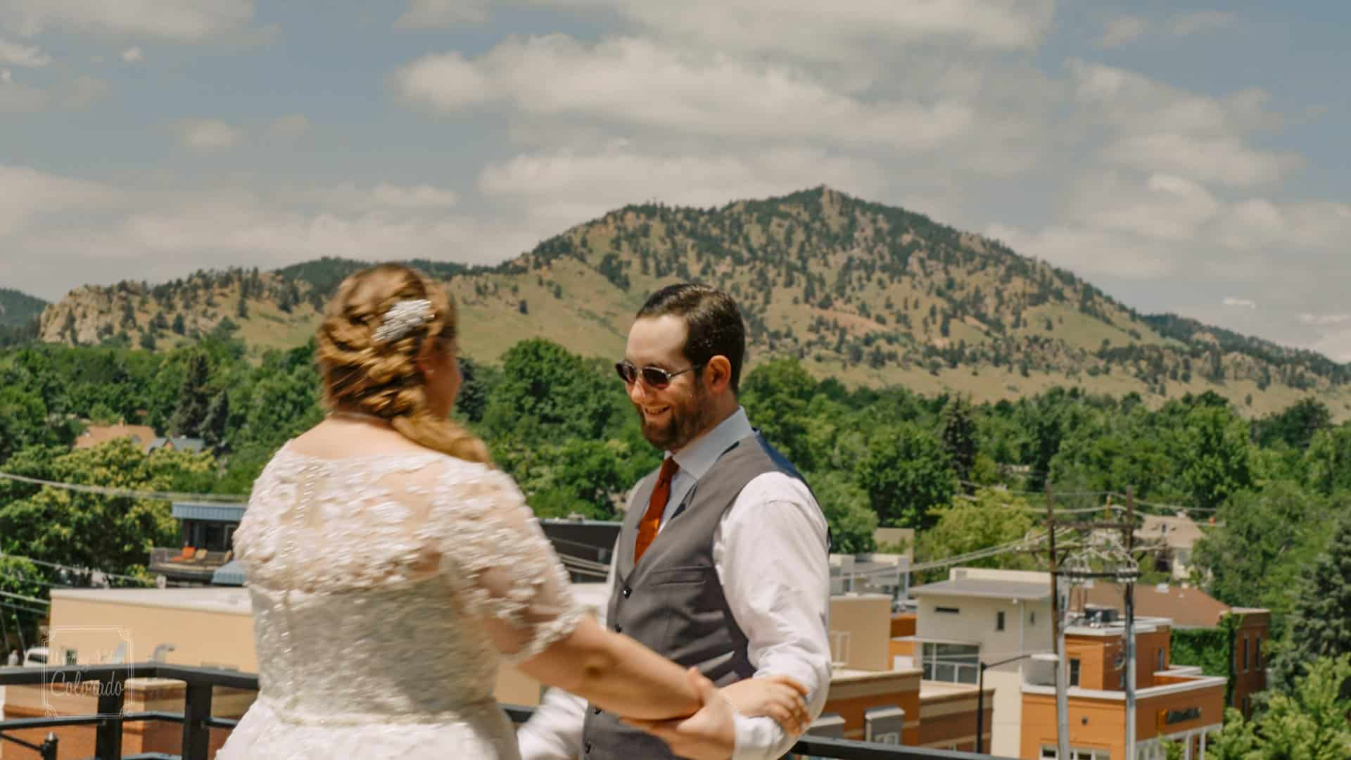 Michael & Christie Lionscrest Manor lyons wedding video