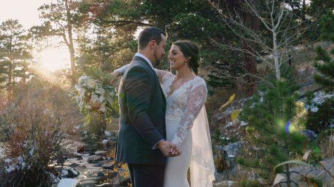 Rocky Mountain Bride wedding video