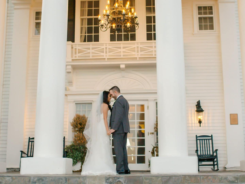 Daniel & Marissa at The Manor House