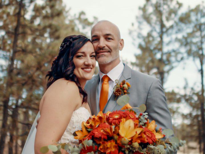 Nathan & Stefanie Wedding Videography